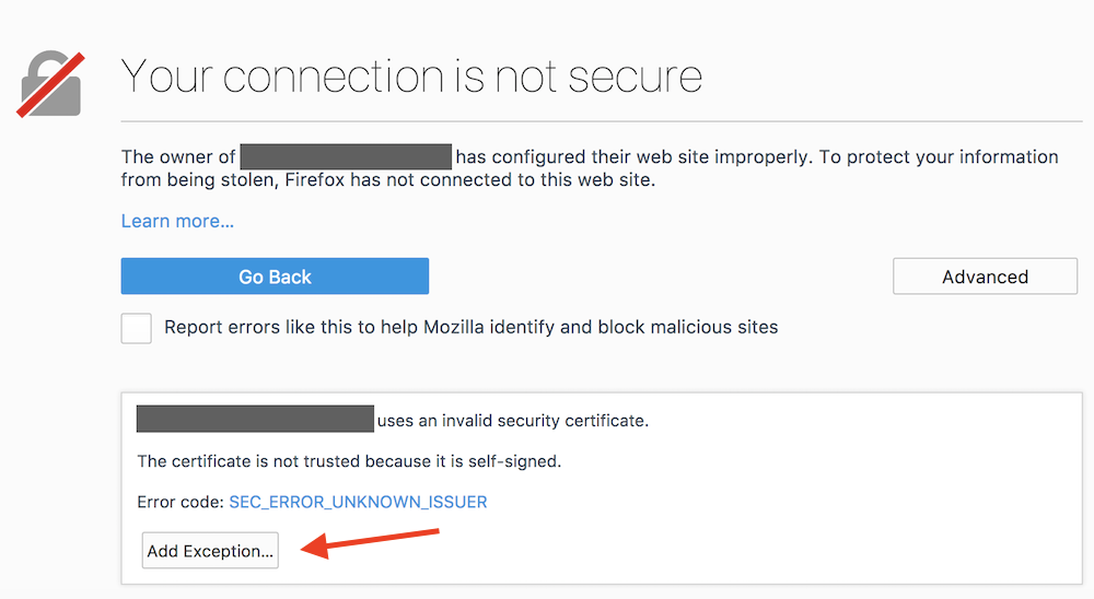 Application Express and HTTPS: Never see