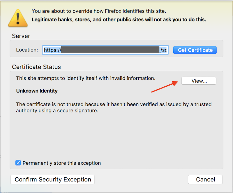 Application Express and HTTPS: Never see \